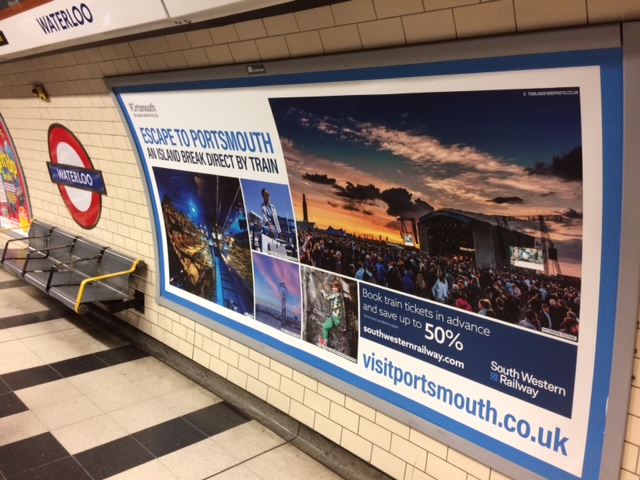 London Underground Advertising & TV