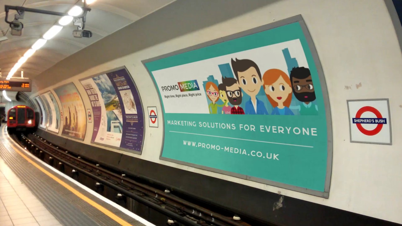 London Underground campaign costs