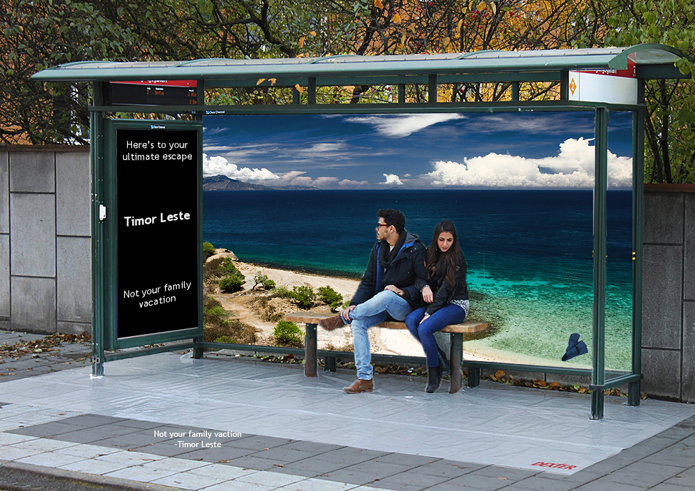 Bus Stop Advertising