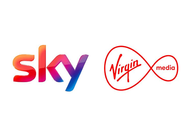 Sky Media and Virgin Partnership