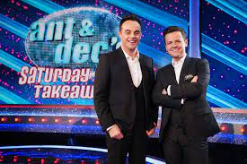 ITV Ant and Dec Saturday Night Takeway