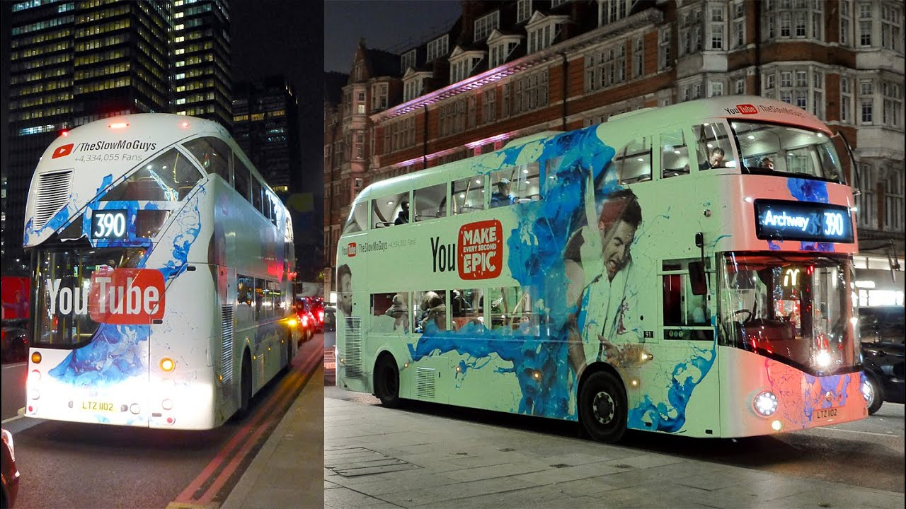 Bus and Tube Advertising